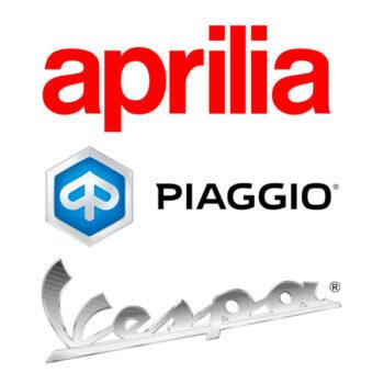 Akcesoria oryginalne Aprilia, Piaggio, Vespa